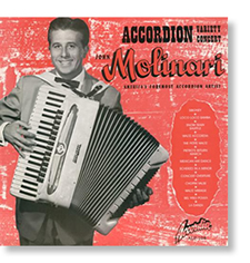 John Molinari Accordion Concert ALP 104